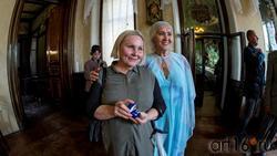 Вера Арямнова, Зубаржат Арсланова