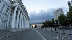 Казань, Кремлевская,  Казанский университет, НБ РТ