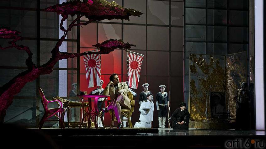 Фото №92803. Первая картина второго акта. Сватовство принца Ямадори