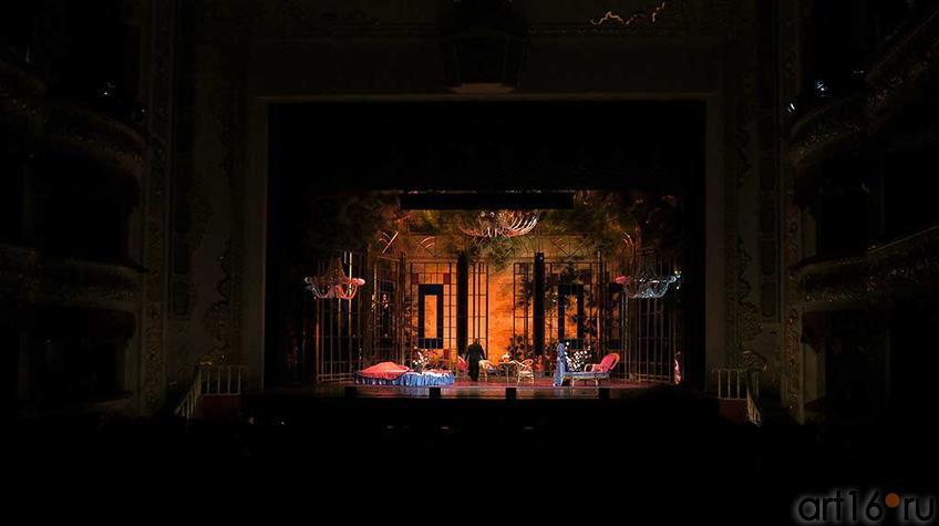 Действие второе, сцена первая. Домик в окрестностях Парижа::Опера Джузеппе Верди «Травиата»