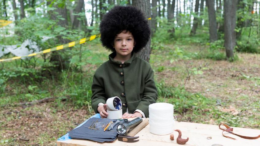 ::Детский лагерь Национального музея РТ «Новое поколение». Смена 2017