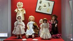Антикварные куклы из коллекции Ю.Вишневской (Германия, Франция)