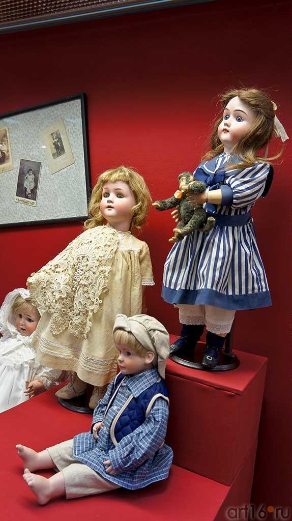 Шонау и Хофмастер, Германия, 1925, фарфор / Шонау и Хофмастер, 1906 фарфор::Та самая кукла