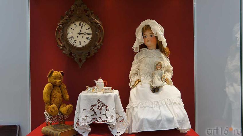 Шраер и Фингергут, Россия, 1907, фарфор /Шраер и Фингергуи, Россия, нач. XX,  фарфор::Та самая кукла