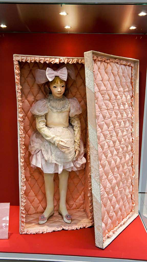 Фото №92916. Кукла наследника Тутти, Автор Малахиева В.В., СССР, 1965