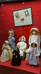 Кеммер и Рейнхардт, Германия, нач. XX, фарфор /Кеммер и Рейнхардт, 1900, бисквит / Кукла механ., Симон и Хальбиг, 1891, фарф.