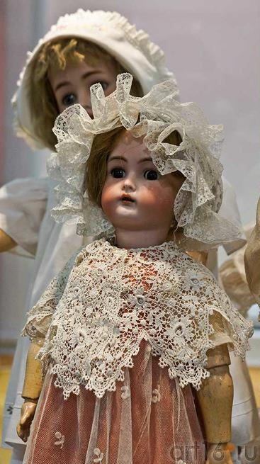 Кеммер и Рейнхард, Германия, нач. XX, фарфор::Та самая кукла