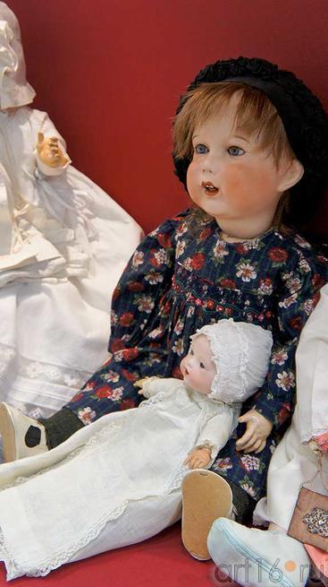 BY-Lo baby Грэйс Путман, США, 1923;  Братья Хойбах, Германия, нач. XX,фарфор;::Та самая кукла