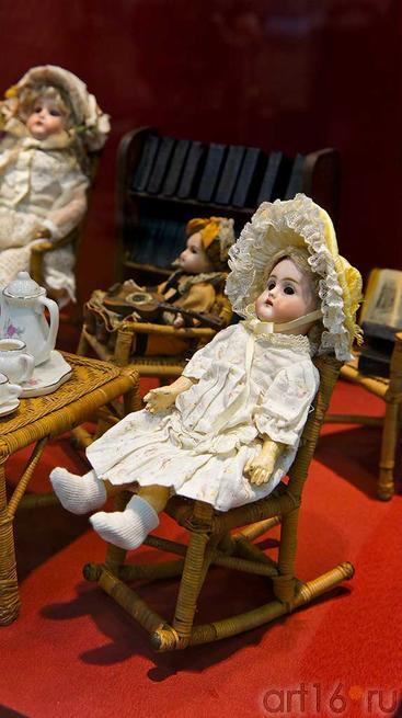 Шраер и Фингергут, Франция, 1920-е , фарфор::Та самая кукла
