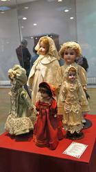 Антикварные куклы, Германия, нач. XX