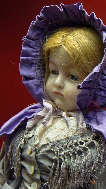 Пьеротти, Англия, середина XIX , воск::Та самая кукла