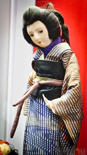 Ишимацу, Япония, нач. XX,  Композит::Та самая кукла