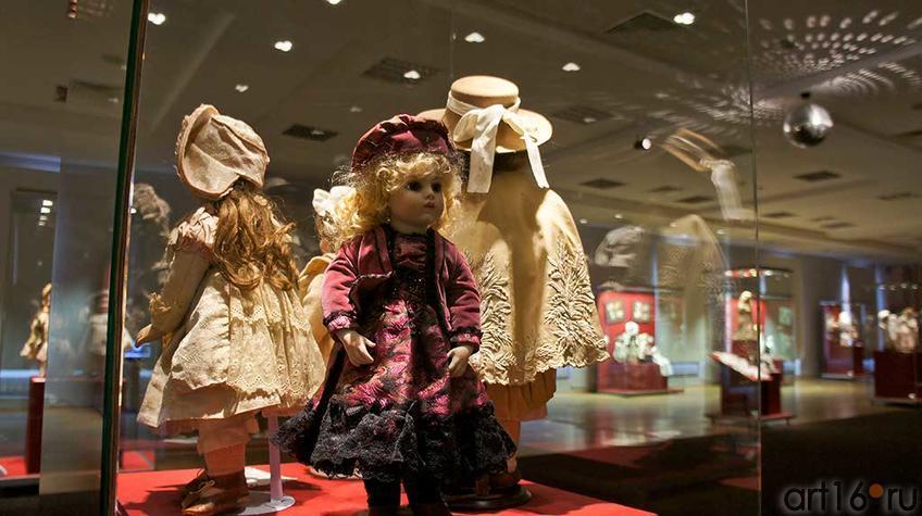 Реплика Брау, Франция, фарфор::Та самая кукла