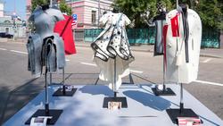 Окно в Париж. Фестиваль моды, дизайна и уличного перфоманса