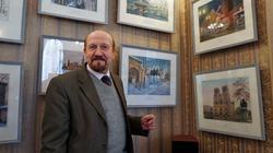 Шамсутдинов Рушан Галяфович. Выставка «С мольбертом по трем континентам»