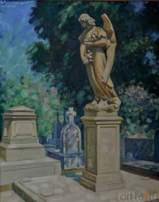 Египет. Каир. Греческое кладбище. 2004. Рушан Шмсутдинов