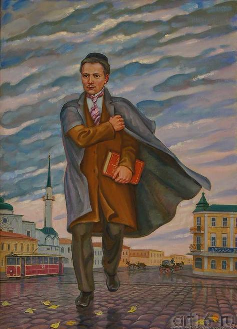 Габдулла Тукай. 2010. Рушан Шамсутдинов
