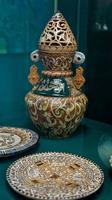 Керамика. Изделия представлены на соискание премии им.Б.Урманче