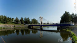 Каскад прудов. Мост влюбленных, 02.09.2017