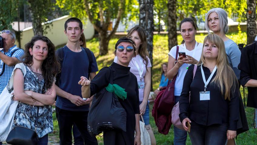 Фото №933959. Полина Ёж, Альбина Мотор, Анна Нистратова