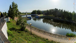 Каскады прудов, Альметьевск
