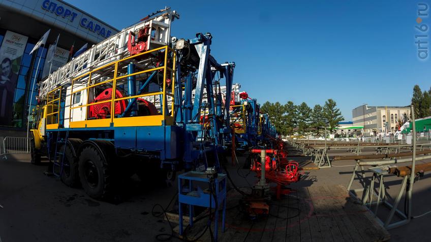 Фото №934064. Спецмашины нефтянников