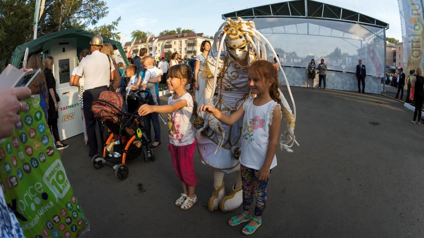 Фото №934079. Альметьевск, День города, 02.09.2017