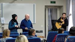 Наиля Ахунова , Борис Вайнер, Олег Цыпцын