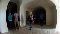Пещерная церковь Сицилийской иконы Божьей Матери в Больших Дивах