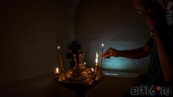 Пещерная церковь  Сицилийской иконы Божьей Матери