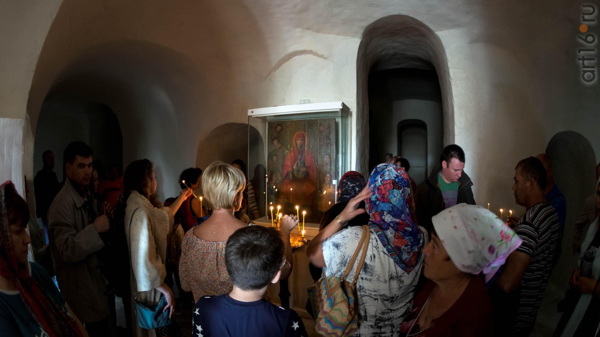 Сицилйская икона Божией Матери::Дивногорье. 2017 сентябрь