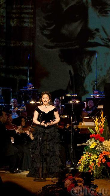 Сусанна Чахоян, Национальная опера Украины, Киев::Гала-концерт 2012