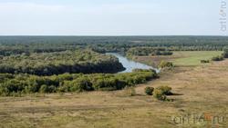 Река Тихоя Сосна