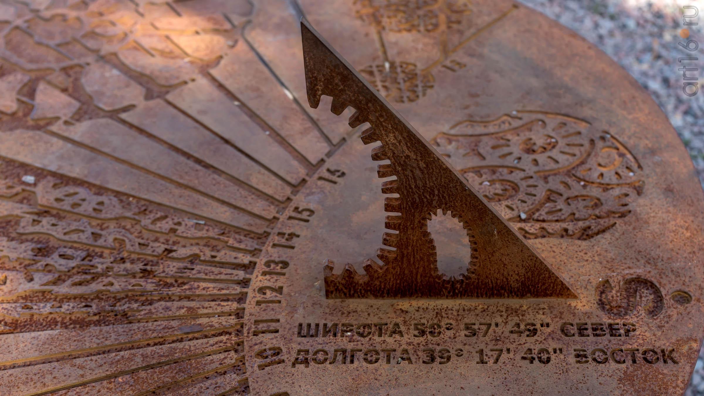 Фрагмент геолого-палеонтологической экспозиции МЗ ʺДивногорьеʺ. Координаты места::Дивногорье. 2017 сентябрь