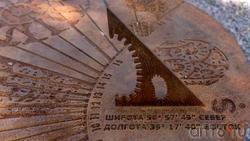 Фрагмент геолого-палеонтологической экспозиции МЗ