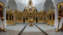 В храме Дивногорского Успенского мужского монастыря