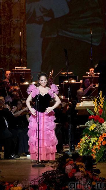 Сусанна Чахоян, Национальная опера Украины, Киев ::Гала-концерт 2012