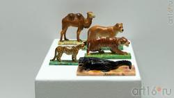 Скульптуры из сери ''Известнейшие животные''