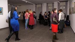 Выставка картин к 15-летию казанского отделения ПСХ СНГ