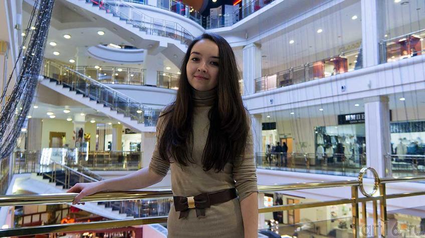 Фото №93628. Айгуль Хасанова, маркетолог магазина ''Книжный двор''