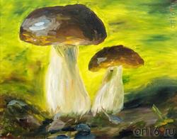 Павел Тимофеев «Белые грибы», 2015г.