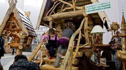 Художественная мастерская древесной пластики: требуются работники
