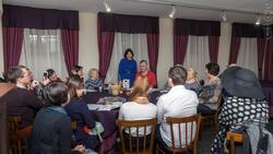 «Ночь искусств — 2017» в Музее Горького: литературный вечер «Голоса издалека»