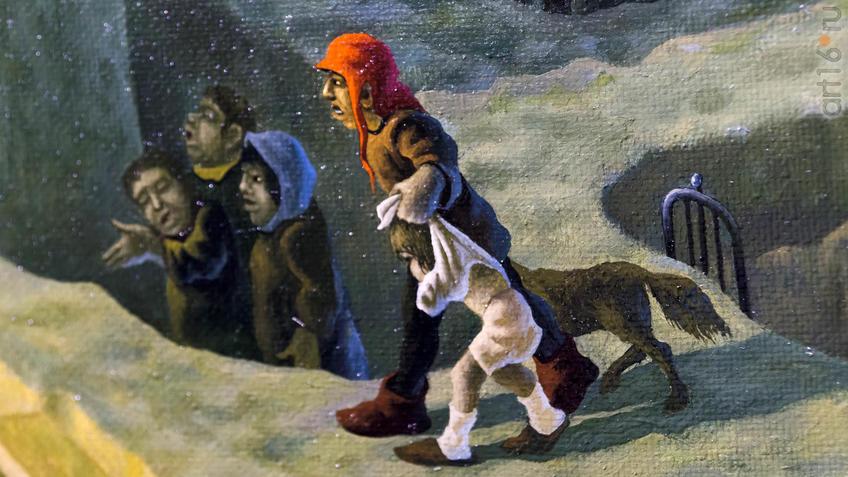 ::Александр Простов-Покровский. Персональная выставка ''Historicum''. Казань 2017