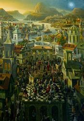 Картина А.  Простова-Покровского