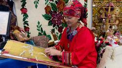Людмила Николаевна Шатохина (Тюмень) за работой