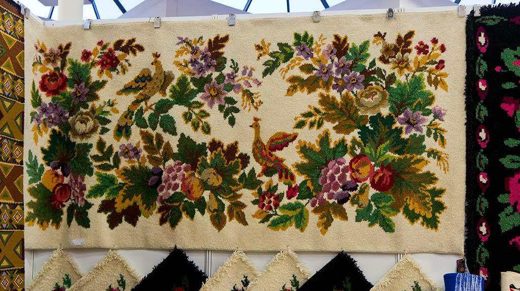 ткачество тюменских ковров картинки заготовке нужно