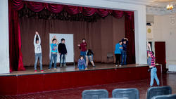 Театр удивительных детей