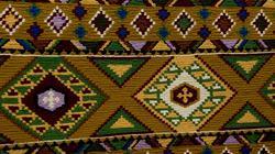 Фрагмент тканного , безворсового ковра (сумах) Тюмень
