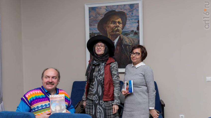 ::День рождения музея Горького